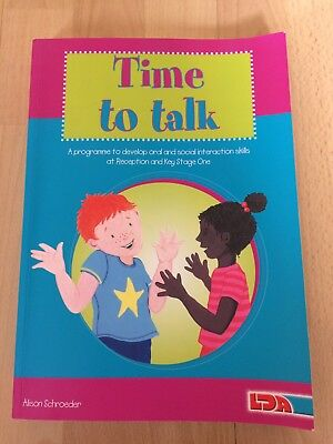 Time To Talk Book