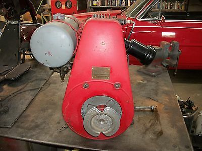 Rare Nelson Brothers 1 1/2 hp  engine hit miss motor