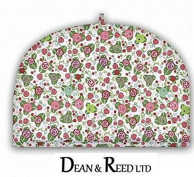 Julie Dodsworth: Strawberry Fair Cotton Tea Cosy