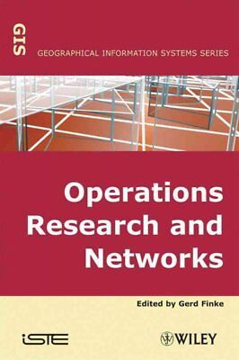 Operational Research and Networks, Gerd Finke