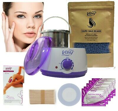 Professional Stripless Easy Body Waxing Kit by Vaxy FREE UK DELIVERY