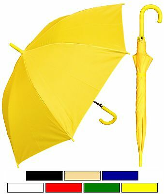 "48"" Doorman, Matching Hook Umbrella - RainStoppers Rain/Sun UV Fashion"