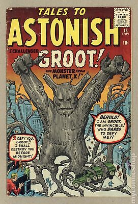 Tales to Astonish (1959-1968 1st Series) #13 VG- 3.5