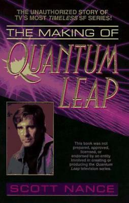 The Making of Quantum Leap, Schuster, Hal | Mass Market Paperback Book | Good |