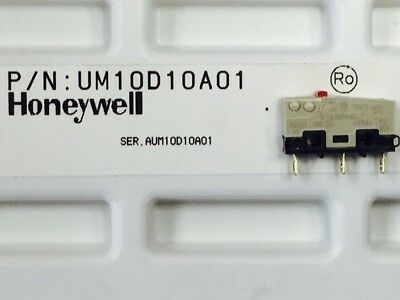 1pc UM10D10A01 new! HONEYWELL/ MICRO SWITCH Basic / Snap Action Switches SPDT 25