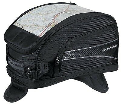 New Nelson Rigg CL-2015 Journey Sport Motorcycle Tank Bag Magnetic Mount