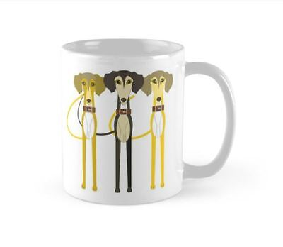 SALUKI DOG gift mug idea for Lover of Salukis present sighthound