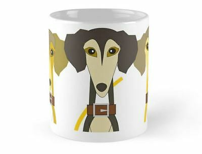 Saluki Mug small gift idea for any Lover of Salukis or Sighthounds