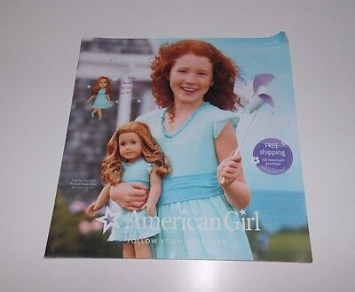 American Girl Catalog March 2012 McKenna and More