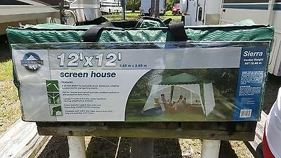 NEW Screen Room 12 x 12 FOR LOCAL PICKUP 34488 in original carrying case
