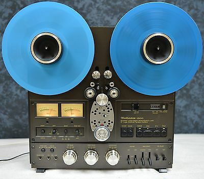 TECHNICS RS-1500 2-Track Reel-to-Reel Tape Recorder