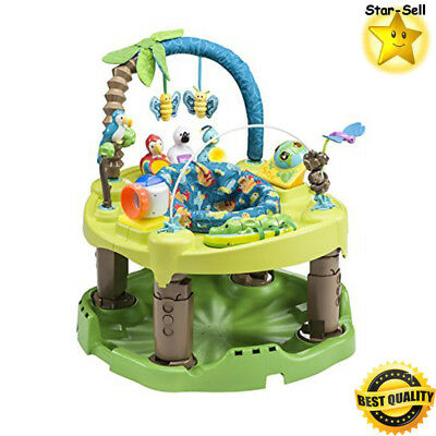 Baby Active Center Kids Playmat Learning Toys Baby Exerciser Portable Play Mat
