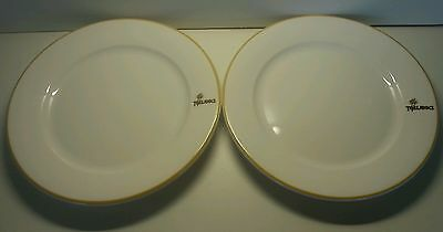 """Trilussa Restaurant Ware Plate or Charger (2) Buffalo China 11 1/4"""""""