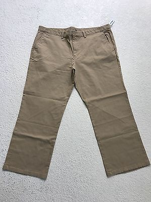 NEW Old Navy Ultimate Loose 44 X 30 Men's Khaki Pants