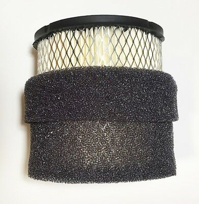 Paper Air Filter Cleaner Element Fits Quincy 110377E904, QT-7.5, QT-10, QR240