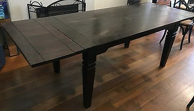 Balinese-style 6-8 seater dining table