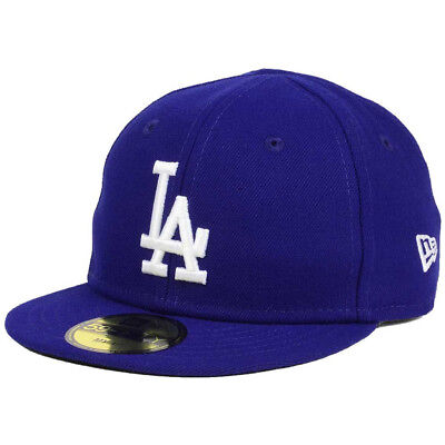 New Era MyFirst Los Angeles Dodgers 2017 GAME Fitted Hat (DK RY) MLB Infant Cap