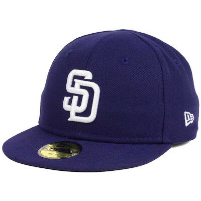 New Era MyFirst San Diego Padres 2017 GAME Fitted Hat (Light NV) MLB Infant dc1266ed0c3a