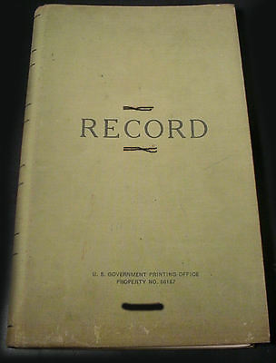 Wwii 1943 Main Battery Gunnery Officer's Notes Uss New York, Uss Quincy Us Navy
