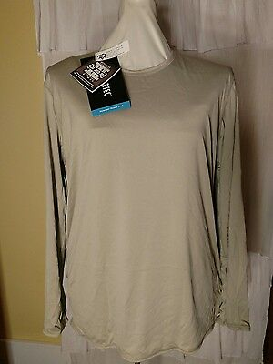 NWT Gen 3 Level 1 Large Regular Lt Weight Undershirt ECWCS Polartec Army USGI