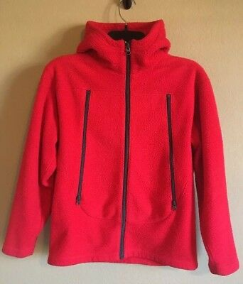 Gap Kids XL (12) Hooded Jacket Red Wagon