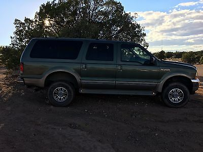 2002 Ford Excursion  2002 ford excursion 7.3
