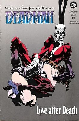"Comic DC ""Deadman: Love After Death #1"" 1989 NM"