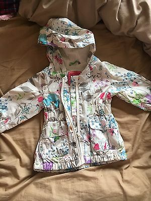 Baby Girls Next Raincoat 3-6 Months