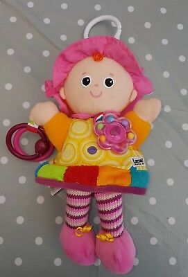 lamaze emily doll. great condition. baby toy