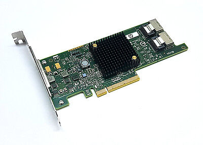 HBA HP H220 LSI 2308 6G PCIe x8 Gebraucht SAS SATA IT Mode FreeNas Avago 9205-8i