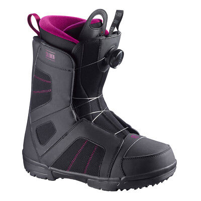 Salomon Scarlet Boa - Damen Softboot Snowboard Boot - L37568200