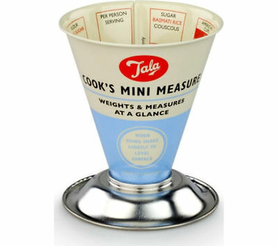 TALA Originals Cook's Mini Measure - Blue