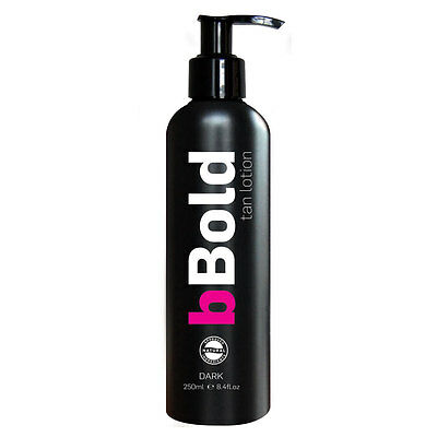 bBold Dark Tan Lotion 250ml