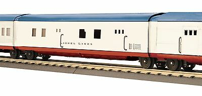 Lionel Corporation 11-80011 Tinplate Streamline Articulated Baggage Car MIB **