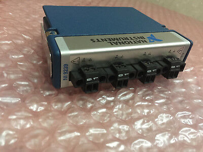 National Instruments NI 9239 Simultaneous Analog Voltage Input 4-ch cRio module
