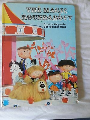 THE MAGIC ROUNDABOUT annual (1967)