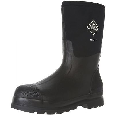 Muck Boots CHM-000A Men's Chore Classic Mid Rubber Boots All Sizes
