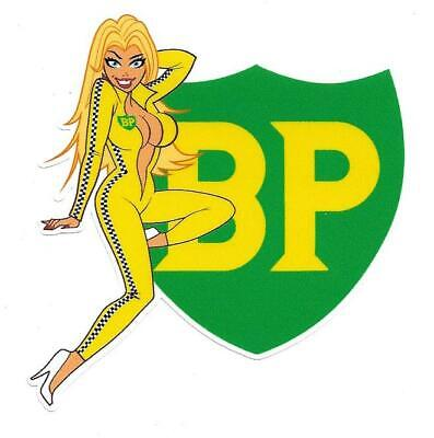 BP right Pin Up droite Sticker