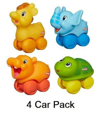 Playskool Wheel Pals Cars (4 Car Pack)