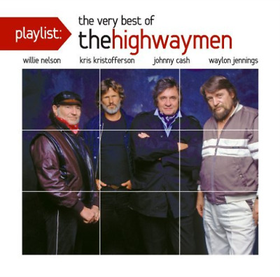 Highwaymen, The (Jennings/N...-Playlist: The Very Best Of Th (UK IMPORT)  CD NEW