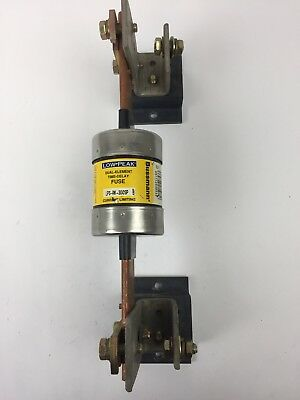 COOPER BUSSMANN LPS-RK-300SP, Low-Peak Dual Element Time Delay Fuse
