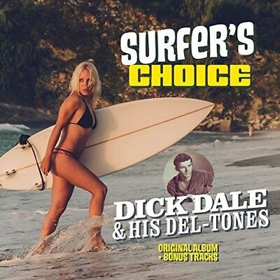 Tones Surfer's Choice [New Vinyl LP] Holland - Import