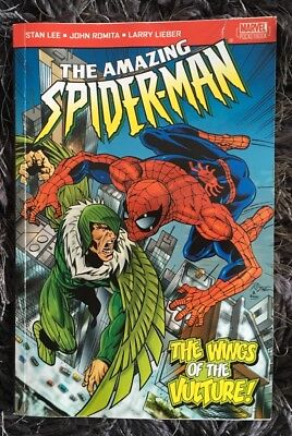 The Amazing Spider-man - The Wings Of The Vulture