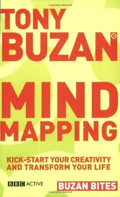 Mind Mapping: Kickstart Your Creativity and Transform Your Life (Buzan Bites) by