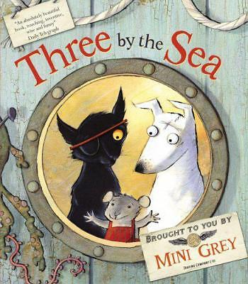 Three By the Sea by Mini Grey   Paperback Book   9781862308091   NEW