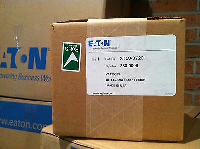 Eaton Innovative Technology (IT) Surge Protective Device (SPD) XT50-3Y201