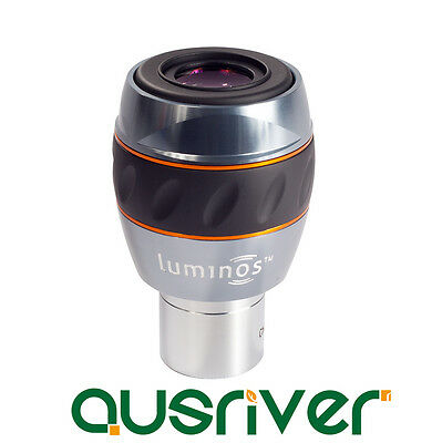 Celestron Luminos 10 mm Eyepieces with 82º views Fully Multi Coated 93431