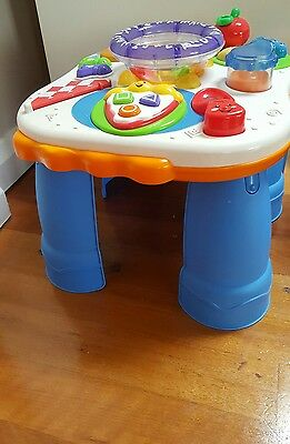FIsher Price laugh & learn table
