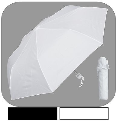 "42"" Mini Rain Umbrella w/Bow Sleeve - RainStoppers Rain/Sun UV"