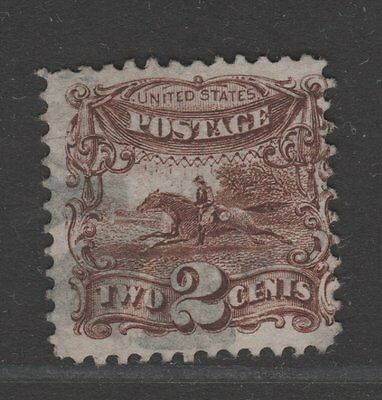 USA USED STAMPS scott 113 $85 70 0317